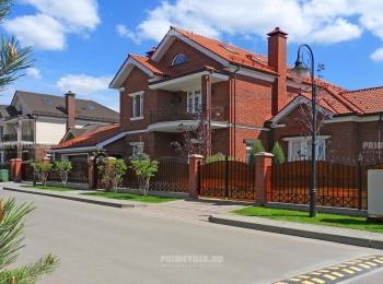 Коттеджный поселок Primevill (Праймвиль)